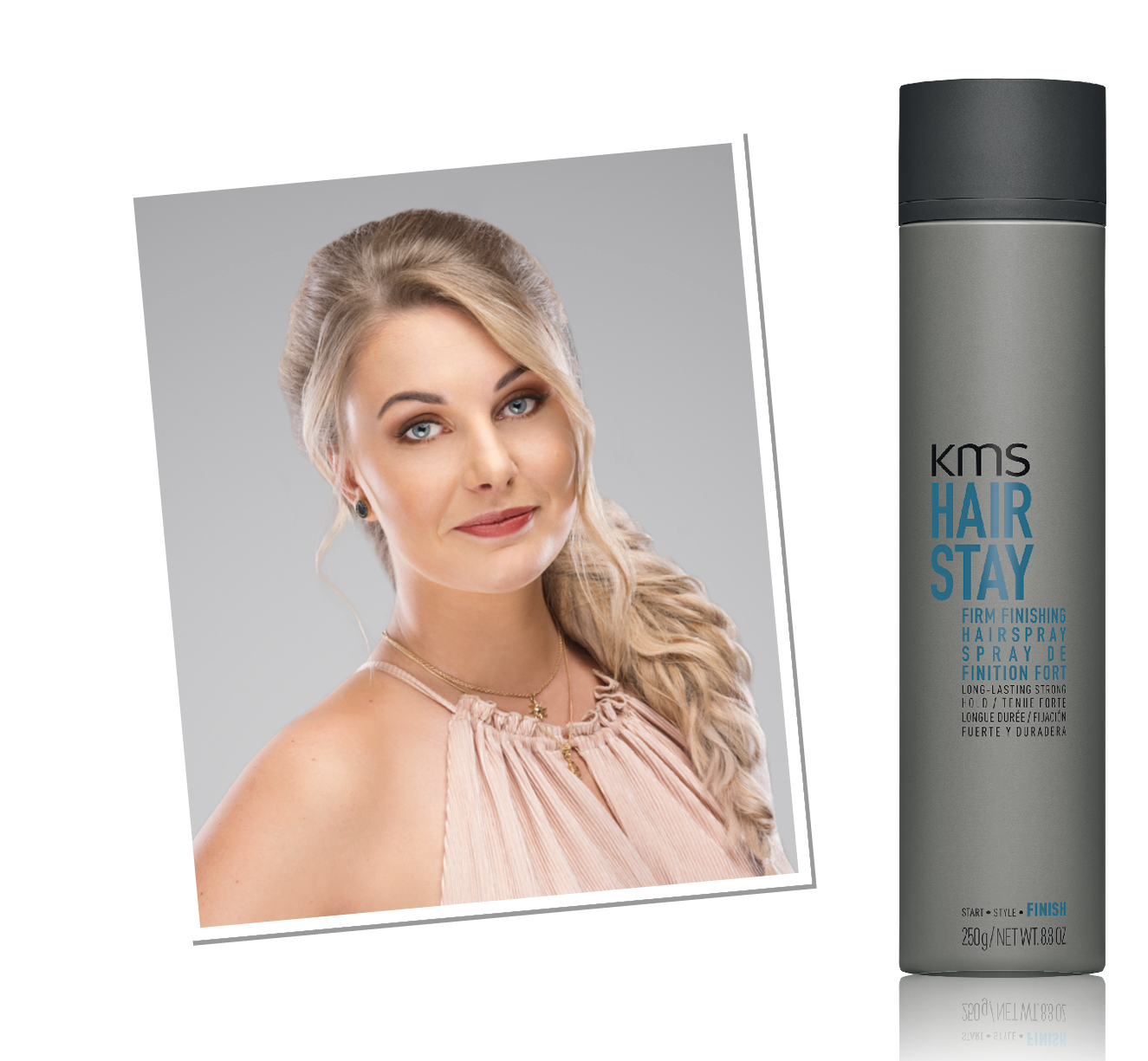 Hairstay Firm Finishing Spray