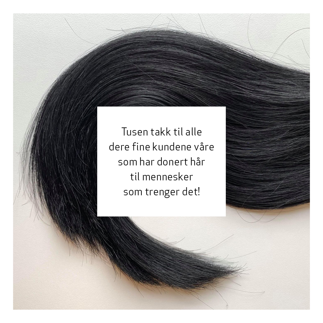 Kunder som har donert hår hos Josefsson