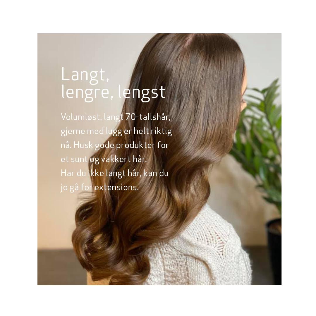 LAngt hår Josefsson 2020