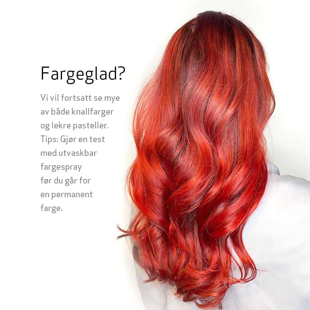 Hårfarger 2020 Josefsson