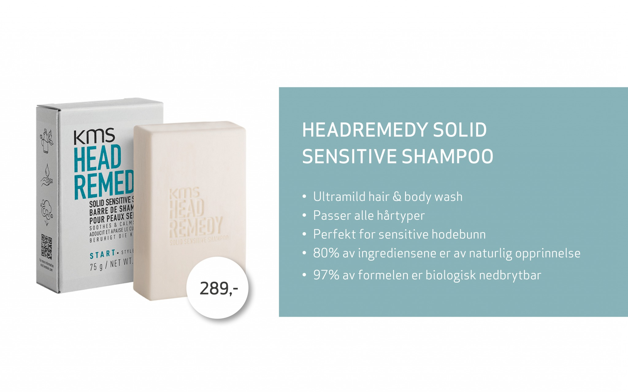 Headremedy shampoo