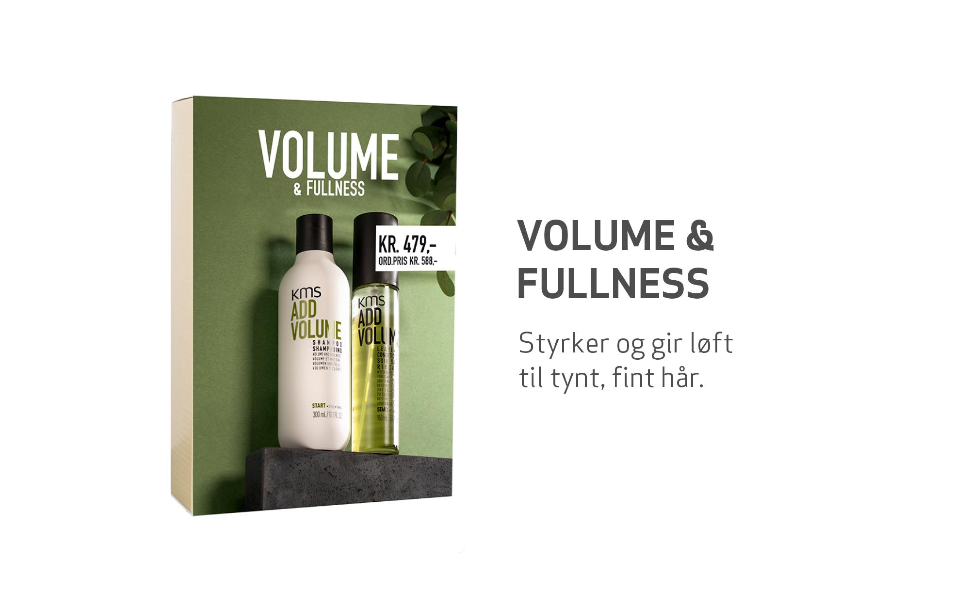 Add Volume Duo gaveeske