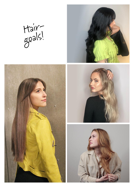 Trender 2021 langt hår