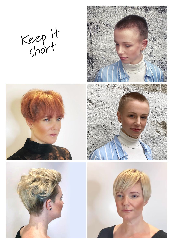 Trender 2021 korte frisyrer